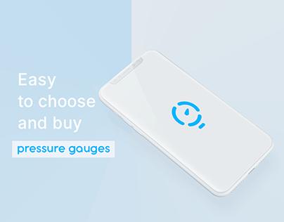 Online Store Pressure Gauges