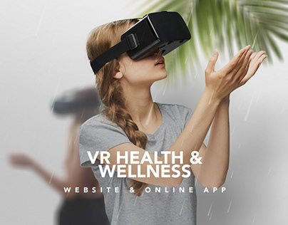 IfgVR - Mental and Health VR Website & APP