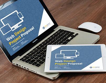 E-Book Web Design Project Proposal
