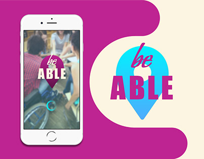 Mobile app for people with disabilities