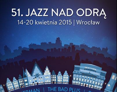 Animacja Festiwalowa 51. Jazz nad Odrą