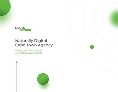 Active Ice Digital Website Design Project