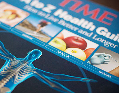 Time Magazine – A to Z Health Guide