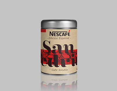 - PACKAGING - NESCAFÉ