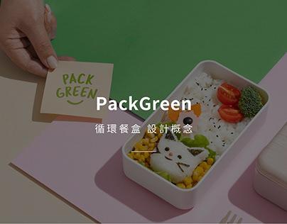 PackGreen App 概念
