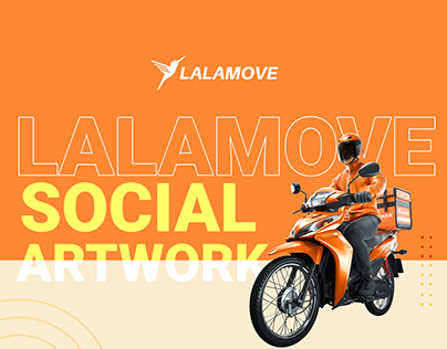 LALAMOVE BRAND SOCIAL ARTWORK