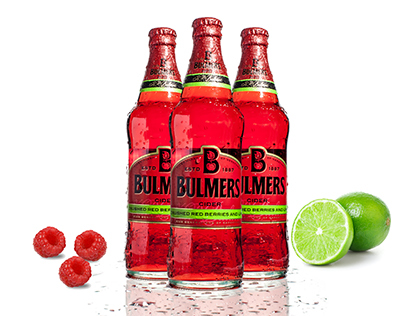Burmers Drink Advert Photography