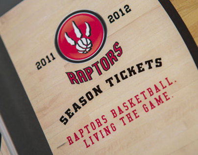 2011/12 Toronto Raptor Season Tickets