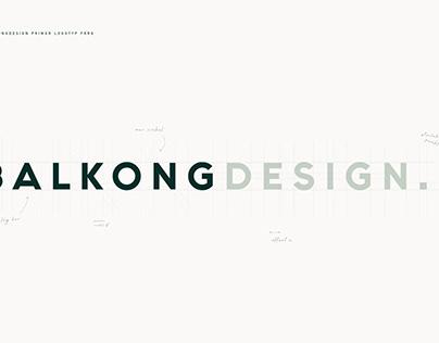 Balkongdesign - Grafisk profil