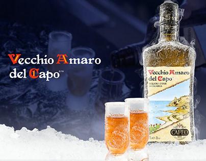 VECCHIO AMARO DEL CAPO - Sito web
