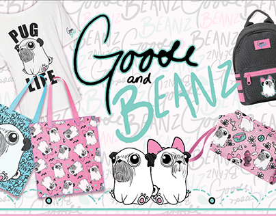 Goose & Beanz Pug Life Assortment