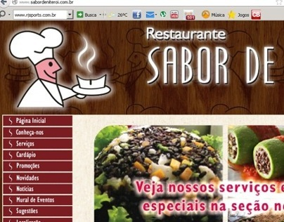 Sabor de Niterói - www.sabordeniteroi.com.br