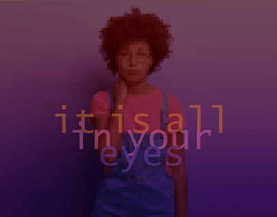 In Your Eyes / Pixel Artwork