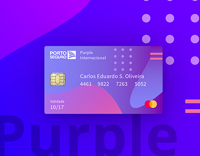 App Cartões - Porto Seguro