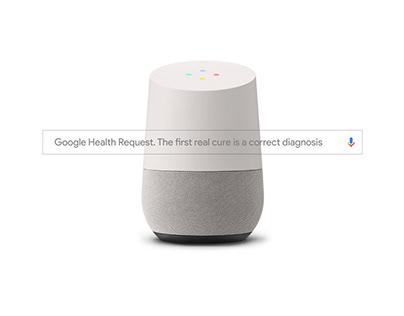 Google Health Request