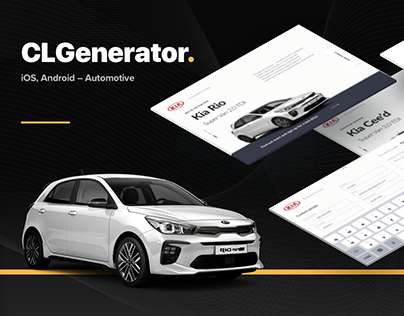 Car Leads Generator | iOS & Android App