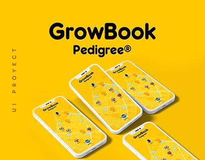 GrowBook - Pedigree - UI