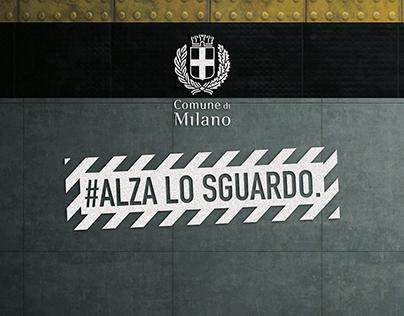 Milano #AlzaLoSguardo