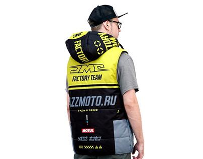 JMC Team vest 2.0