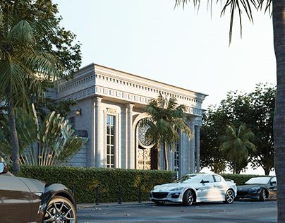 CGI - PRIVATE HOUSE