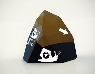 Slowmotion Budka   logodesign