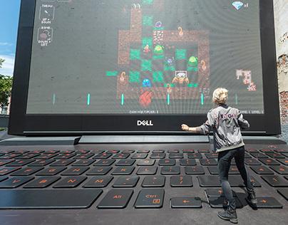 Dell Gaming at Comic-Con