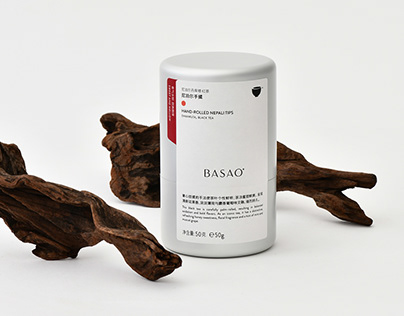 BASAO Discovery Loose Leaf Tea Packaging 发现系列散茶包装