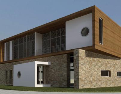 Sophokleous Residence
