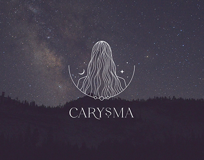 Carysma   brand and web design