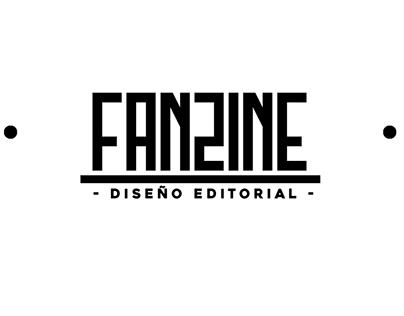 Fanzine - Diseño Editorial