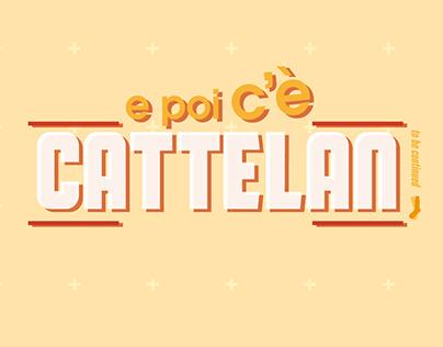 """""""E poi c'è Cattelan"""""""