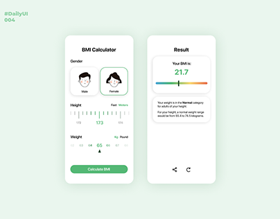 Calculator. Daily UI: 004