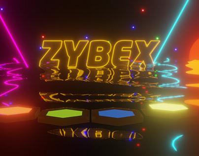 Zybex - from Atari 8-bit game