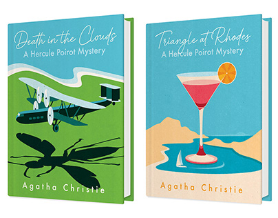 Beach read: Poirot Goes On Vacation