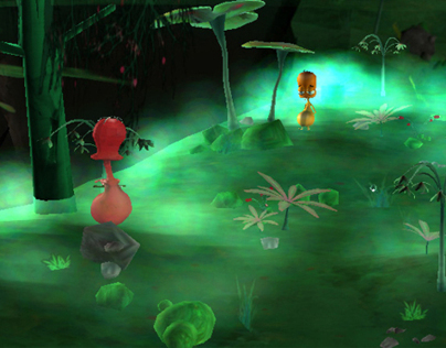 Jungle In Da Box - 3d Game
