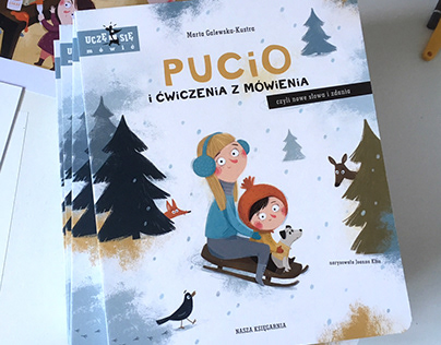 Pucio i ćwiczenia z mówienia (3) / book