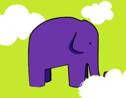 Cadburys - 'Purple goes Green' animation
