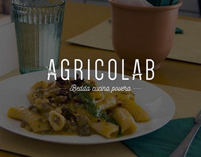 AGRICOLAB - Brand Identity