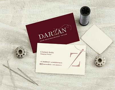 Darzan - Branding