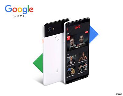 Google Pixel 2   Web add