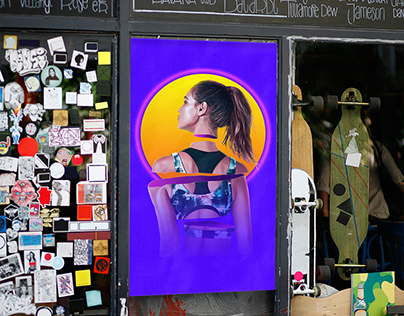 Poster Urbano