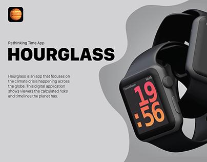 Hourglass UX/UI