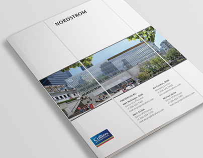Colliers International- Proposals Layouts