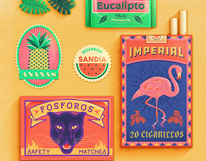 Tropical Ephemera