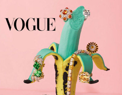 Shoot to Thrill - VOGUE December