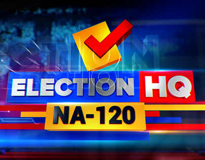 Election HQ NA-120 Title