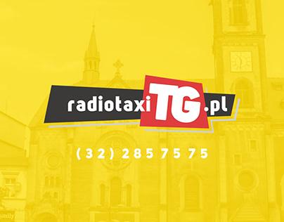 RADIO TAXI TG | Branding