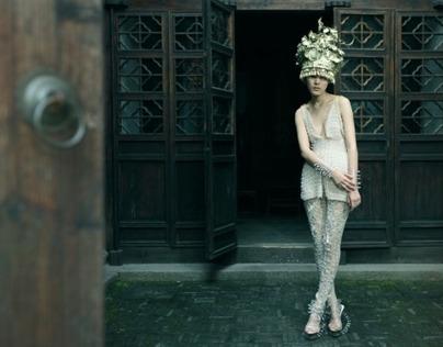 DIFFERENT DYNASTY Fashion styling, Shanghai