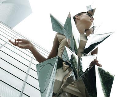 CRYSTALLISED Fashion design/styling