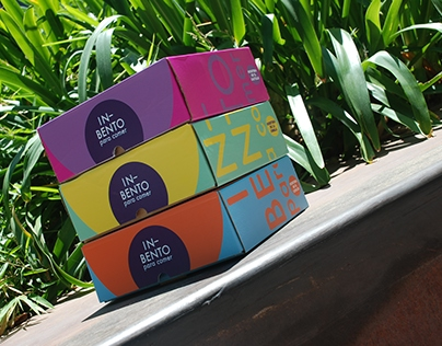 IN-BENTO - Proyecto integrado (Packaging/I.C)